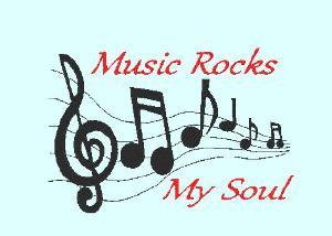 Music Rocks My Soul