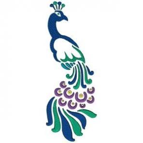 Peacocks II