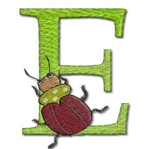 Bugs Life Alphabet-7