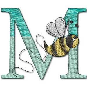 Bugs Life Alphabet-15