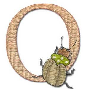 Bugs Life Alphabet-17
