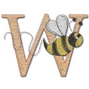 Bugs Life Alphabet-25