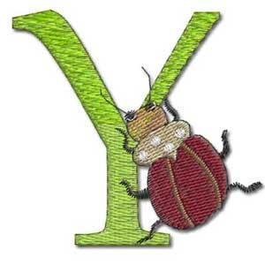 Bugs Life Alphabet-27