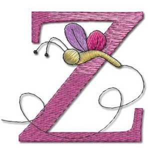 Bugs Life Alphabet-28