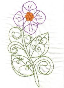 Friendship Flowers 2