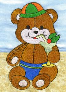 Beach Time Teddies
