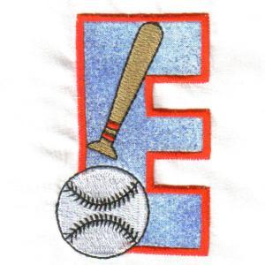 Baseball Alphabet