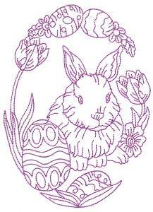 Easter Ovals