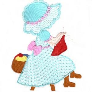 Cute Lacy Bonnets