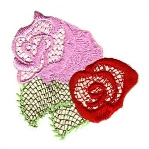 Lace Roses