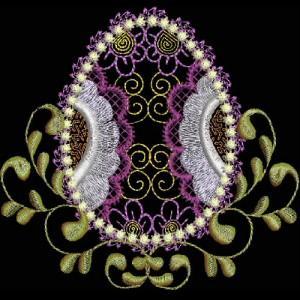 Faberge-like Eggs