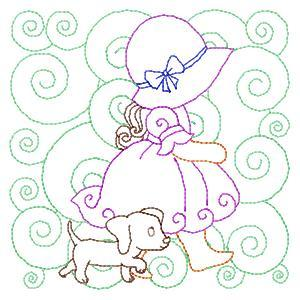 BONNETS AND PUPPIES