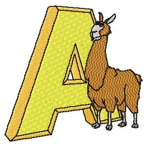 Stomping Through the ABCs