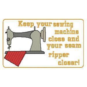 Sew A Stitch