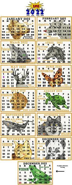 2022 The Spirit of Hope Calendar-4