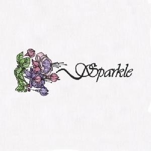 09 Fushcia-Sparkle