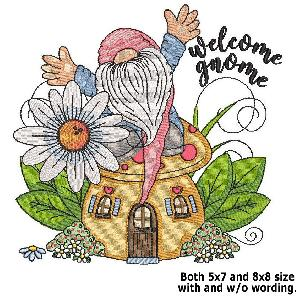 Welcome Gnome