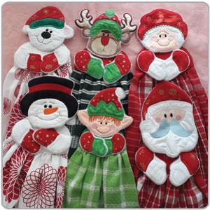 ITH Christmas Towel Toppers -3