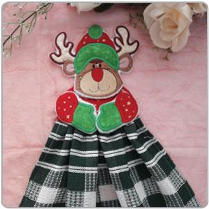 ITH Christmas Towel Toppers -5