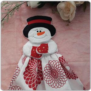 ITH Christmas Towel Toppers -9
