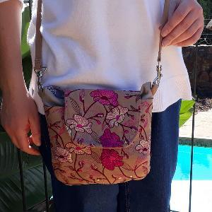 Flower Cross Body Bag