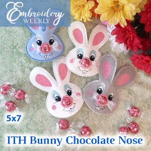 ITH Bunny Chocolate Nose
