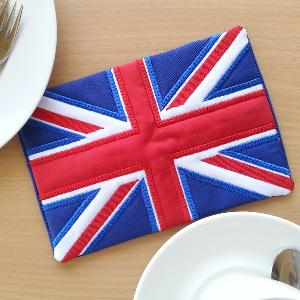 ITH UK Flag Mug Rug