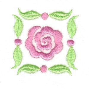 Stencil Flowers-4