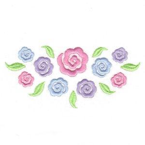 Stencil Flowers-7