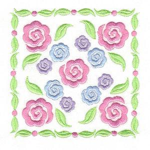 Stencil Flowers-9