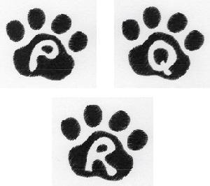 Cat Paw Trio PQR-3