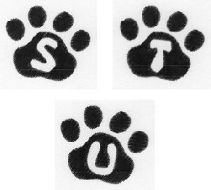 Cat Paw Trio STU-3