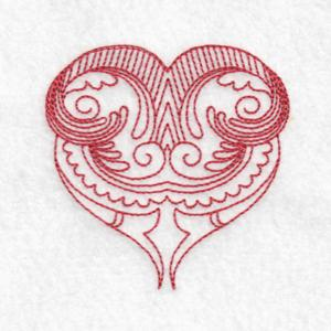 Filigree Hearts