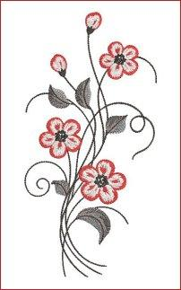 Flamenco Florals Set 3