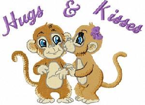 Flirty Kisses