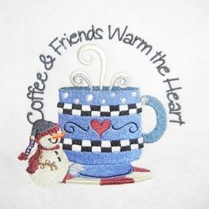Christmas Coffee & Friends