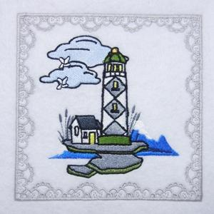 Lacy Lighthouses