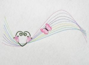 Butterfly Spectrum