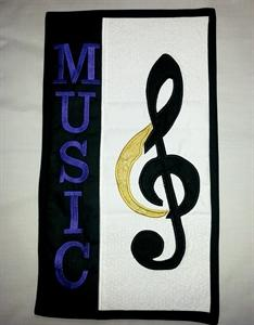 Music Wall Hangings