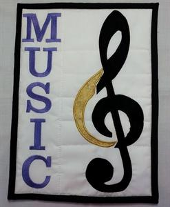 Music Wall Hangings