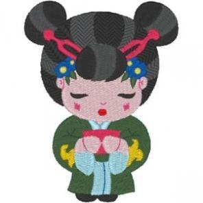 Little Geishas