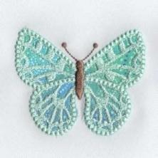 Applique Butterfly Dreams