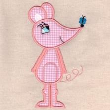 Applique Baby Critters