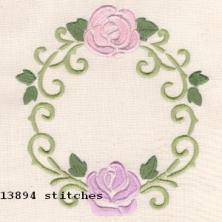 Rose Stencils