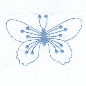 Bluework Butterflies