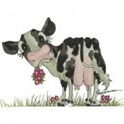 LR Cow Patch