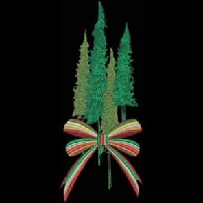 Classic Christmas Pines