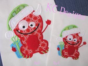 Christmas Monster 04