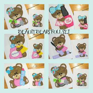 Beauty Bear Full Set