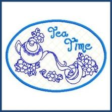 TEA TIME PLACEMAT